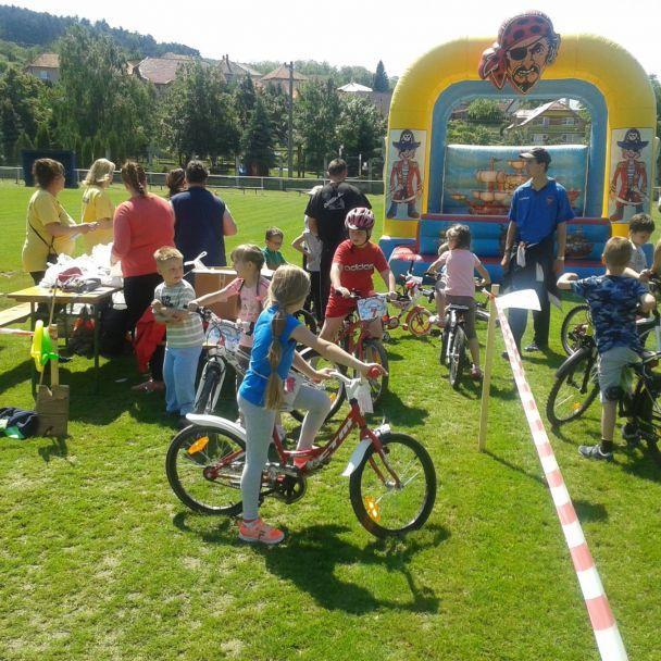 1. ročník Jazdy zručnosti na bicykli