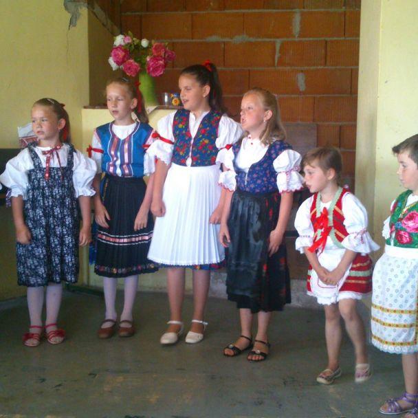 5. ročník Folklórnych slávností pod Kamencom
