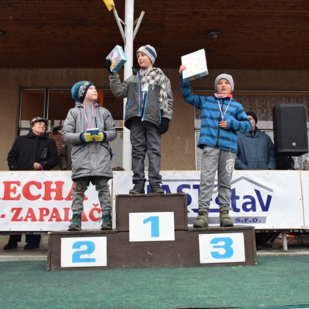 Machulinská 20-tka - 01.12.2018