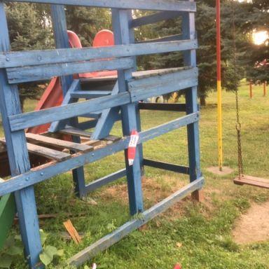 Oprava detského ihriska