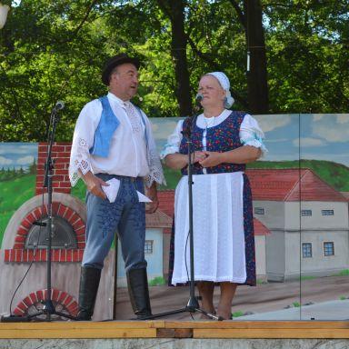 Folklórne slávnosti pod Kmanecom - 01.06.2019