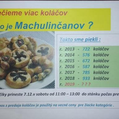 Machulinská 20-tka - 07.12.2019
