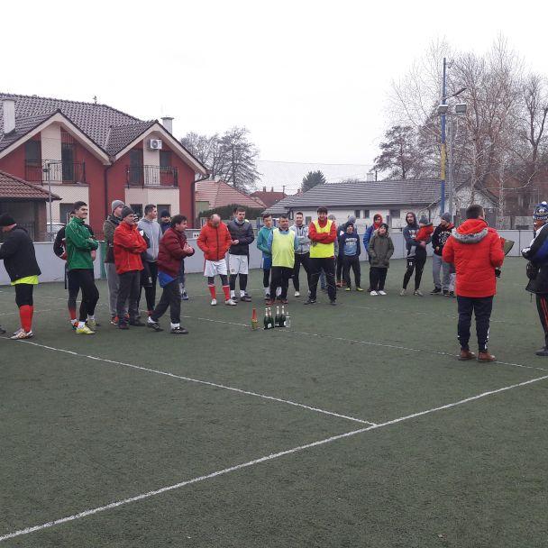 Novoročný turnaj v minifutbale 04.01.2020