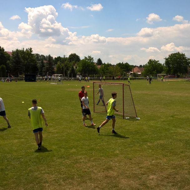 Turnaj v malom futbale 03.07.2021 -  Športový areál Machulince