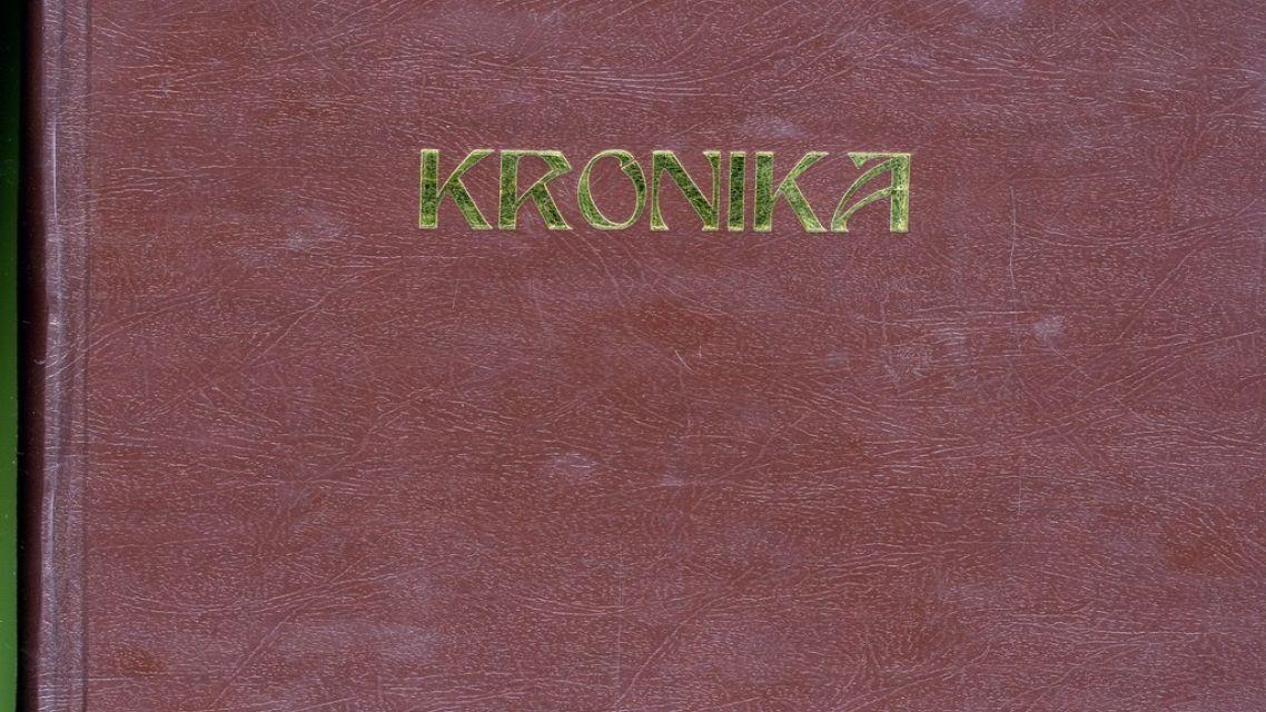 Kronika rok 2018