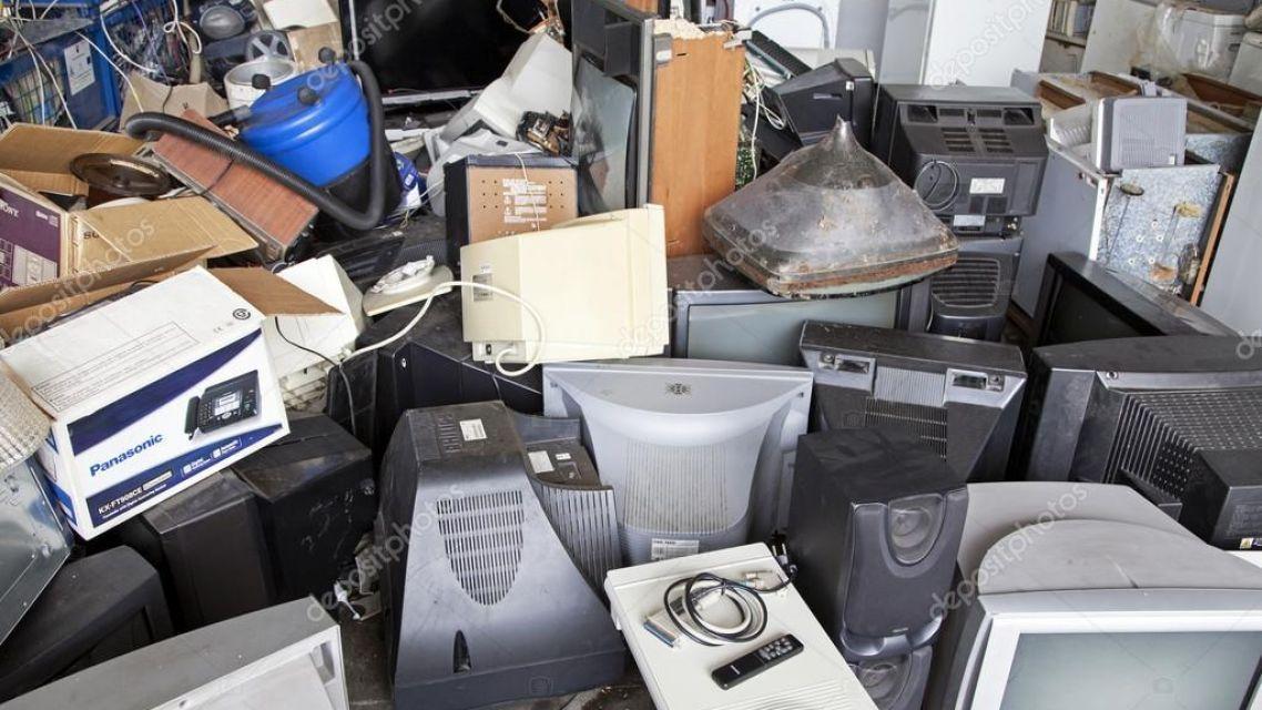Separovaný zber elektronického odpadu - 03.12.2019