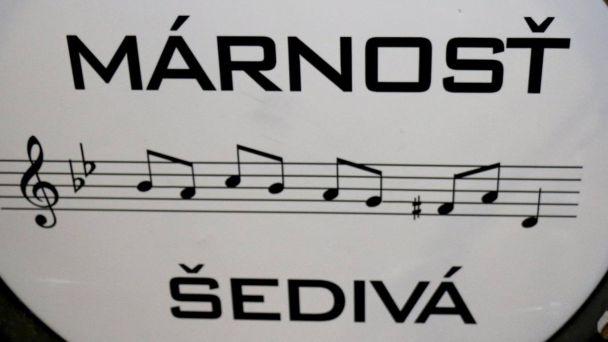 Pozvánka na vystúpenie hud. skupiny - Márnosť šedivá - 15.08.2020