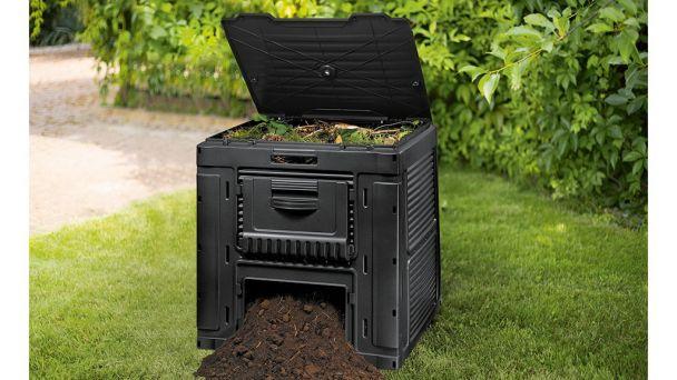 Kompostéry pre občanov - prístupné od 16.09.2021
