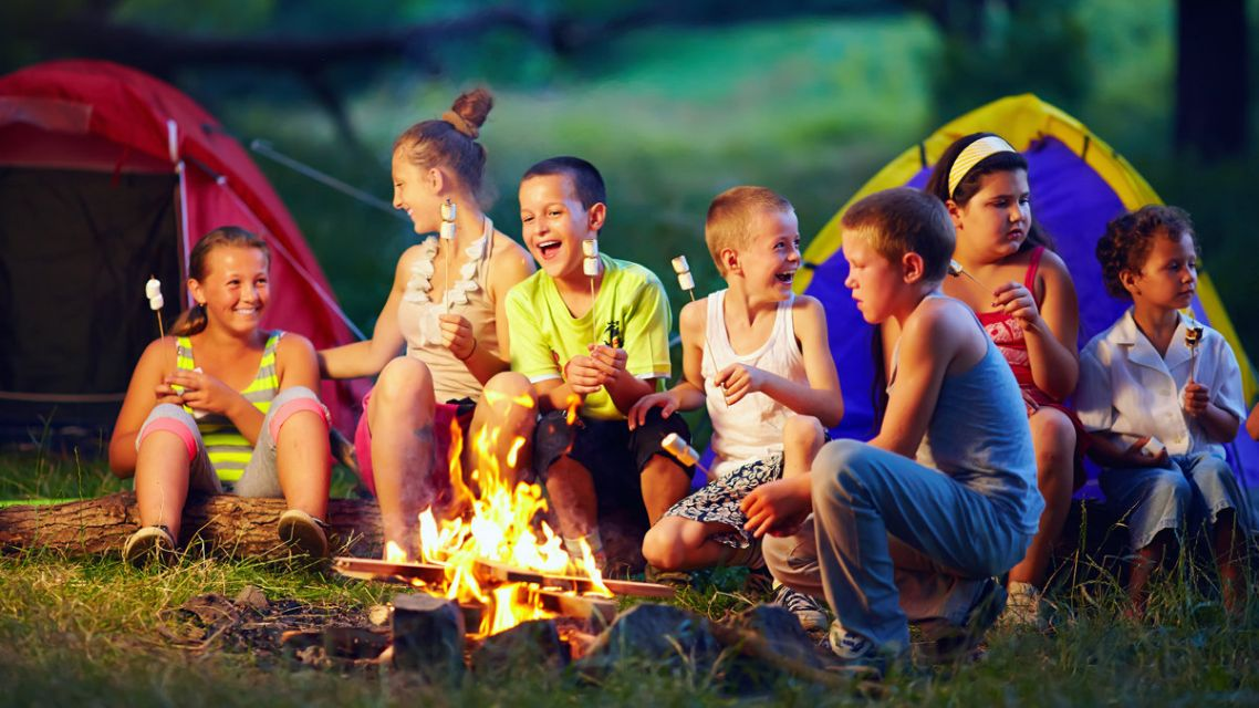 Detský tábor - ŠANTI  S NAMI v termíne 24.07.-31.07.2021 - RZ JONAQ Prašice - Duchonka