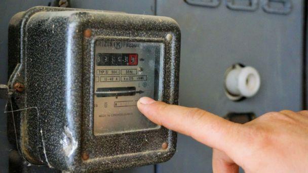 POZOR - Odpočet elektromerov